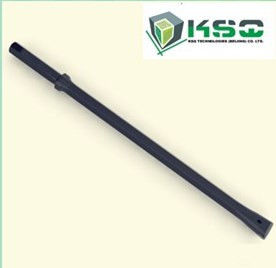 H22  Integral Drill Rod Shank 22*108mm For Small Hole Drilling Tungsten Carbide